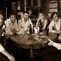 Monaco Swing Ensemble im Fraunhofer, München